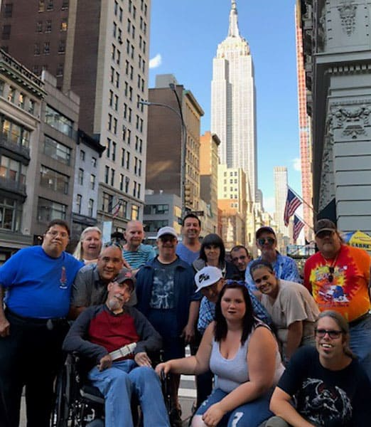 Molife New York City Group Photo
